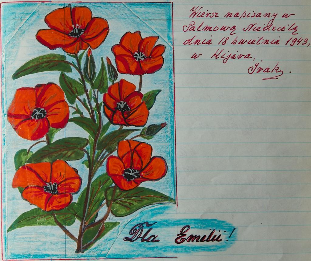 Dwa Wiersze Dla Moich Córek Kolor Różycolor Rose