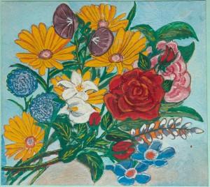 To my dearest Jania. Photo taken from Jan Domański memoirs by Krysia Janiga.